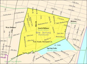 Census Bureau map of Lake Como, New Jersey.png