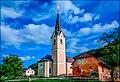 Cerkev v Blagovici, foto, Grega Pirc - panoramio.jpg