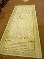 Certaldo Alto-chiesa ss jacopo e filippo-lastra tombale Boccaccio.jpg