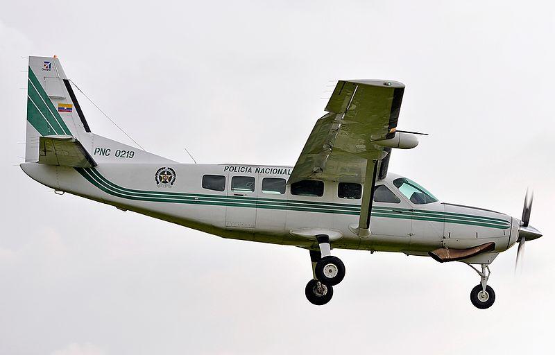 File:Cessna 208 Caravan PNC-0219 Policía Nacional (5129493237).jpg