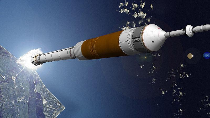 Raketa Ares I
