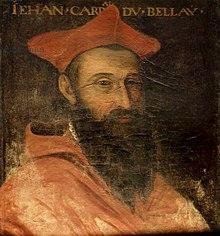 Portrait du cardinal Jean du Bellay