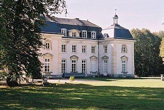 Jacques Denis Antoine - Château du Buisson de May in Upper Normandy