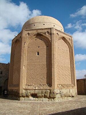 Chalabioghlou mausoleum - Image: Chalapy oghly 2