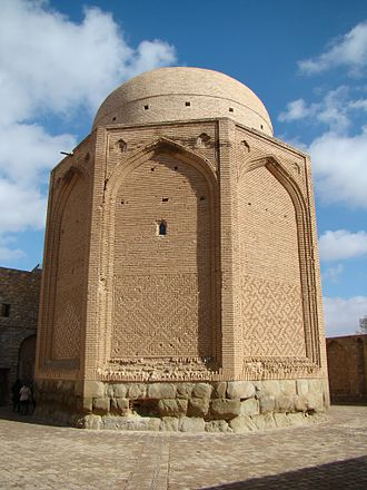 Chalabioghlou mausoleum - Image: Chalapy oghly 2