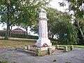 Chapeltown War Memorial - geograph.org.uk - 1746409.jpg