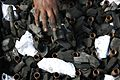 Charcoal used to burn small arms ammunition (22731865532).jpg