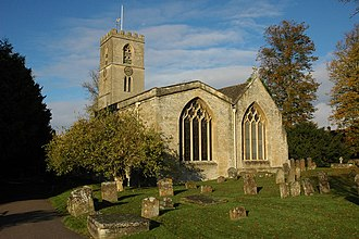 Charlbury - Image: Charlbury Church geograph.org.uk 1014219