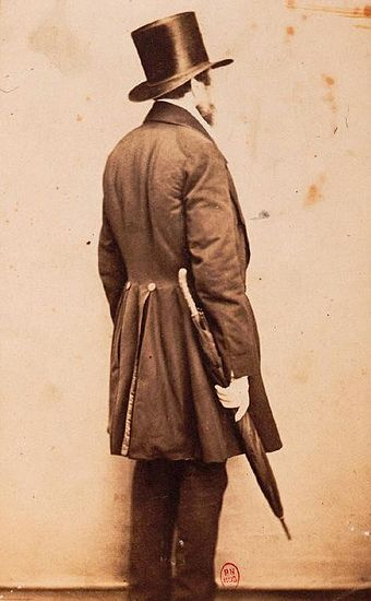 One of only two known photographs of Alkan Charles-Valentin Alkan standing.jpg