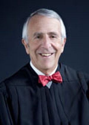 Charles R. Breyer - Image: Charles Breyer District Judge