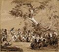 """Charles Giraud, Danse tahitienne """"Upa-Upa"""", Années 1840.jpg"""