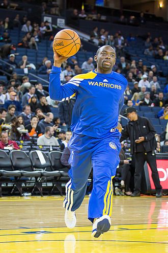 Charles Jenkins (basketball) - Jenkins with Golden State