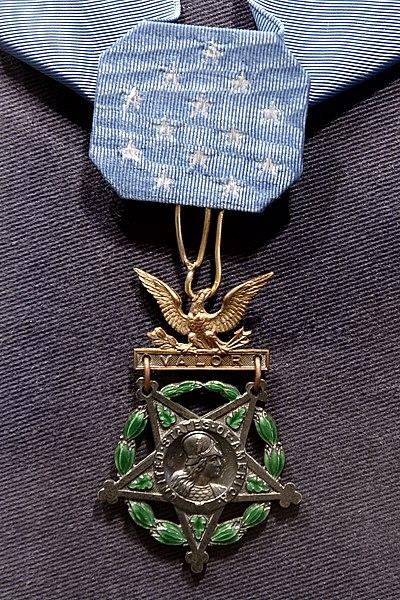 File:Charles Lindberg, Medal of Honor.JPG