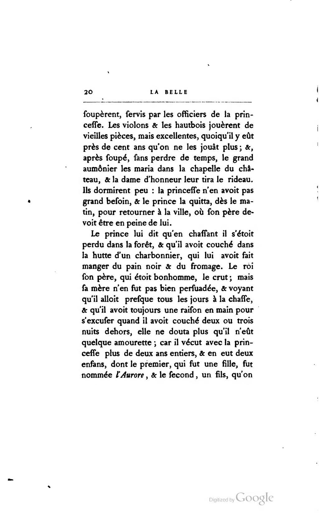 Page charles perrault les contes des fees edition - Il couche avec sa belle mere pour une nuit ...