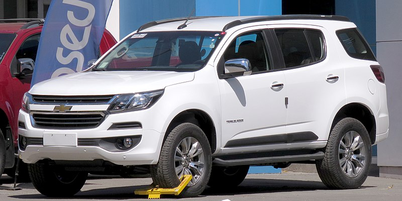 File:Chevrolet Trailblazer LTZ 2.8 TD 4x4 2019.jpg