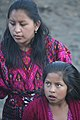 Chichicastenango market, woman and girl (15771355438).jpg