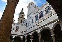Chiesa di Santa Maria la Nova (Napoli) - Chiostro piccolo 004.JPG