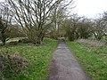 Chiseldon Camp railway station (site), Wiltshire (geograph 6090223).jpg