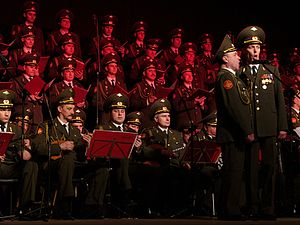 Alexandrov Ensemble - The Alexandrov Ensemble, Bielsko-Biala, 2006