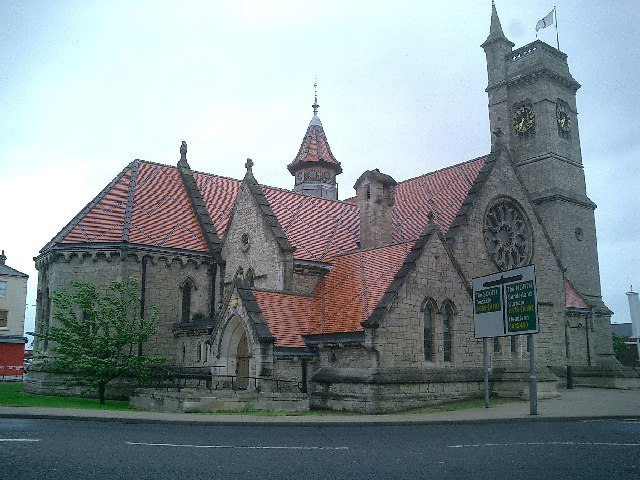 Christ Church, Hartlepool. - geograph.org.uk - 24512