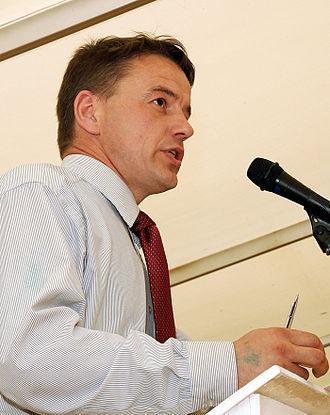 Minister for Development Cooperation of Denmark - Christian Friis Bach, former Minister for Development Cooperation
