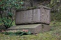 Christian Krohg og Oda Krohg, gravminne på Vår Frelsers gravlund, Oslo, bilde 2.JPG