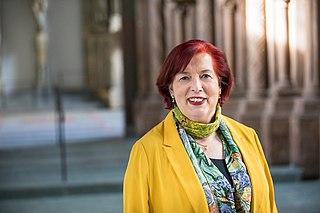Christiane Lemke German professor