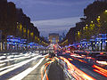 Christmas Illumination Champs-Elysées, Paris (2011).jpg