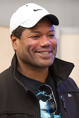 Christopher Judge tijdens Toulouse Game Show 2012.