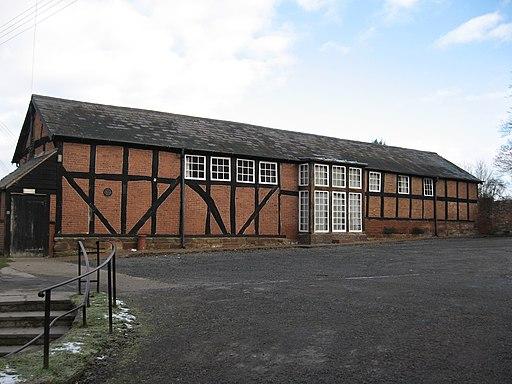 Church Hall, Belbroughton, Worcs - geograph.org.uk - 1726811