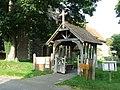 Church lych gate - geograph.org.uk - 974992.jpg