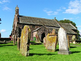 Crosscanonby village in the United Kingdom
