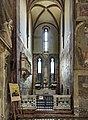 Church of the Eremitani (Padua) - Interior - Cappella absidale dedicate alla famiglia Sanguinacci.jpg