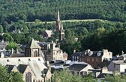 Church spires in Galashiels - geograph.org.uk - 717309.jpg