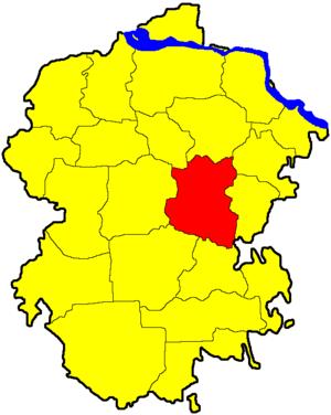 Kanashsky District