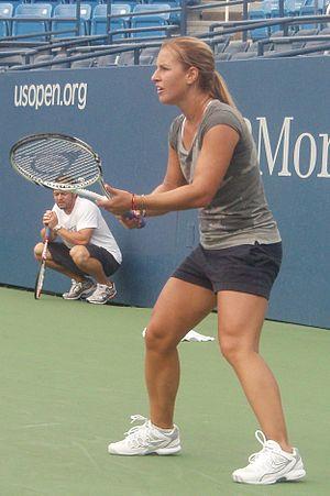 Dominika Cibulková - Cibulková at the 2011 US Open