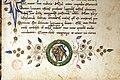 Cicerone, de officiis, toscana XV secolo (pluteo 76.18) 02 stemma forse cestelli di siena.jpg