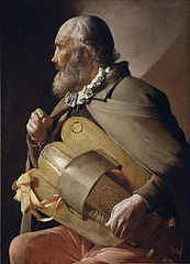 The Blind Hurdy-Gurdy Player