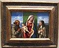 Cima da conegliano, madonna col bambino e i ss. francesco e chiara, 1510 ca..JPG