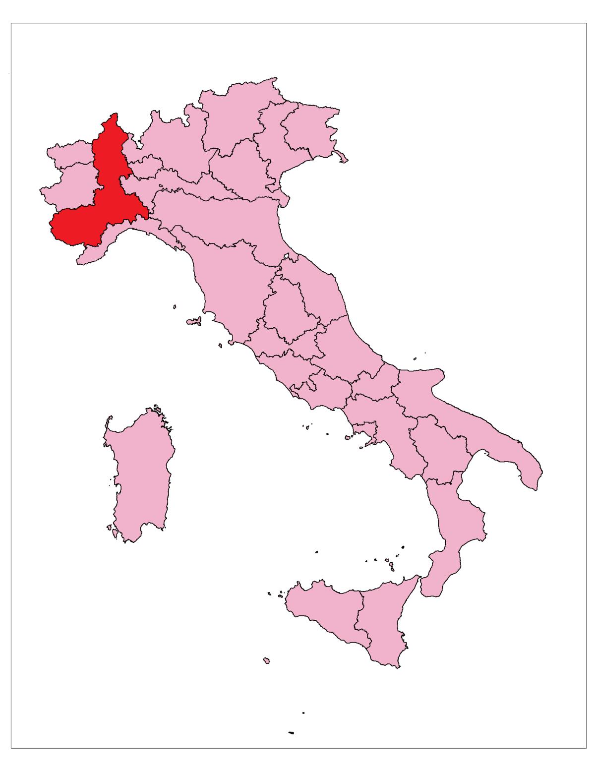 Circoscrizione piemonte 2 wikipedia for Numero deputati