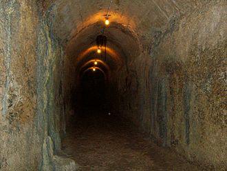 Archaeological Park of Urbs Salvia - Reservoir, Urbs Salvia