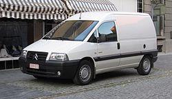 Citroën Jumpy In St Trond Jpg