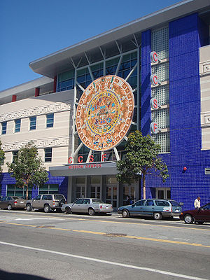 City College of San Francisco - City College of San Francisco, Mission Campus