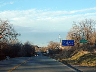 Southwest City, Missouri City in Missouri, United States
