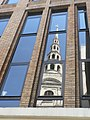 City of London - reflections of St. Brides - geograph.org.uk - 865065.jpg