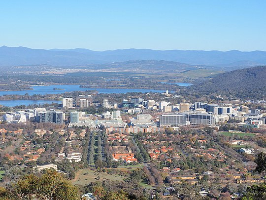 Canberra Cafes And Restaurants