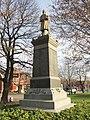 Civil War Memorial - Uxbridge, Massachusetts - DSC02829.JPG