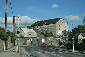 Clara, County Offaly - Industrial heritage