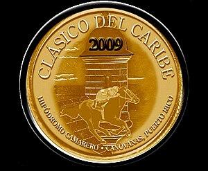 Clásico del Caribe - Image: Clasico del Caribe 2009 (logo)