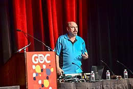 Classic Game Postmortem- Yars' Revenge - Howard Scott Warshaw - Thursday, March 5, 2015 GDC (16543702927).jpg